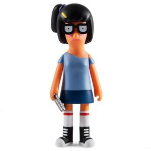 Kidrobot Bob's Burgers Blue Bad Tina Medium 7 Inch Vinyl Figure