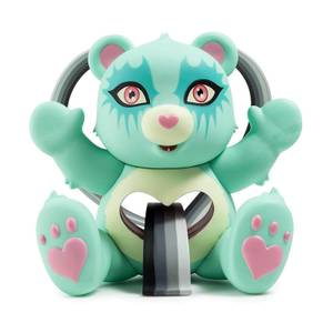 Kidrobot Care Bears Tender Heart by Tara McPherson Vinyl Figure