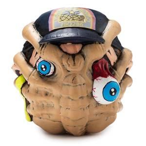 Kidrobot Madballs Horrorballs Alien Facehugger 4 Inch Foam Figure