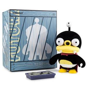 Kidrobot Futurama Furry Little Nibbler Medium Vinyl Figure
