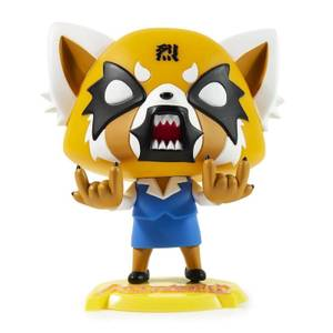 Kidrobot Aggretsuko Rage Medium Vinyl Figure
