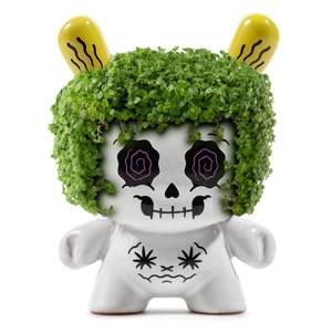 Kidrobot Buzzkill Chia Pet Dunny by Kronk Figure