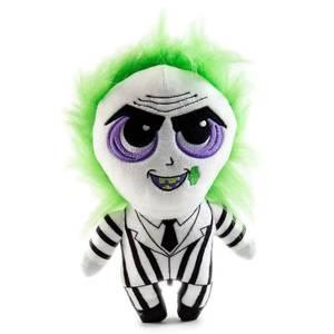 Kidrobot Beetlejuice Striped Tuxedo Phunny Plush