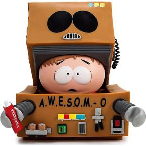 Kidrobot South Park Cartman AWESOM-O Vinyl Figure