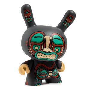 Kidrobot Kuba Dunny by Mike Fudge 5 Inch Vinyl Figure