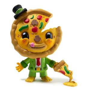 Kidrobot My Little Pizza by Lyla and Piper Tolleson Vinyl Figure