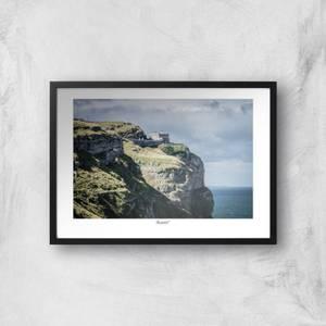 Great Orme Lighthouse Giclée Art Print
