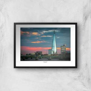 The Shard, London Giclée Art Print