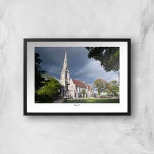 Copenhall Chapel Giclée Art Print