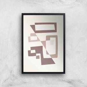 Draw The Line Giclée Art Print
