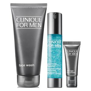 Clinique for Men Daily 3-Step Routine