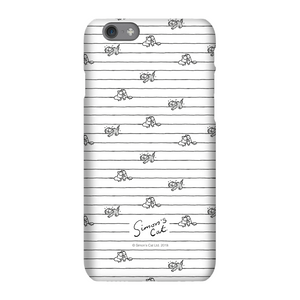 Simons Cat Scared Cats Phone Case for iPhone and Android