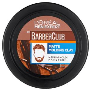 L'Oreal Men Expert Barber Club Messy Clay 75ml