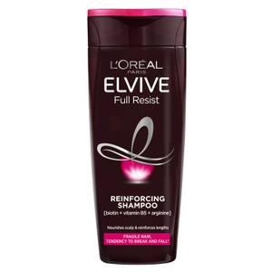 L'Oréal Elvive Full Resist Reinforcing Fragile Hair Shampoo 400ml
