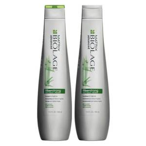 Biolage Fiberstrong Shampoo and Conditioner Duo