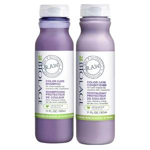 Biolage R.A.W. Color Care Shampoo and Conditioner Duo