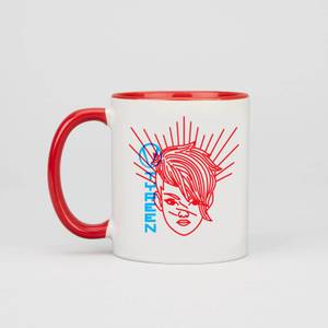 Borderlands 3 Tyreen Contrast Mug - White/Red