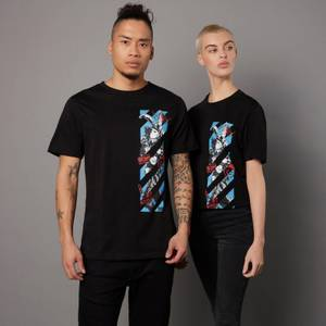 T-shirt Borderlands 3 Tina - Noir - Unisexe