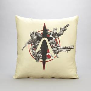 Borderlands 3 Hunters Square Cushion