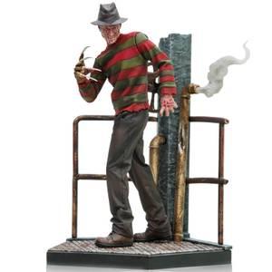 Statuette Deluxe Freddy Krueger à l'échelle 1/10 Art Scale Freddy 19cm - Iron Studios