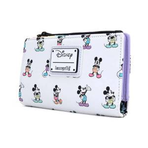 Loungefly Disney Portefeuille Pastel Mickey