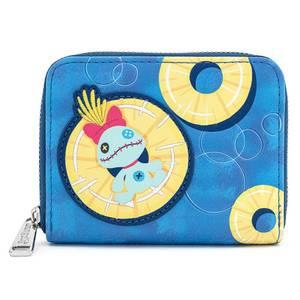 Loungefly Disney Portefeuille Lilo & Stitch Floaty Ananas
