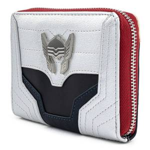 Loungefly Marvel Thor Classic Cosplay Zip Around Wallet