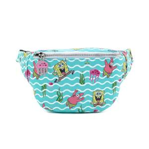 Loungefly Spongebob Squarepants Jelly Fishing Fanny Pack