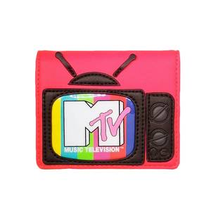 Loungefly MTV Television Bi-Fold Wallet