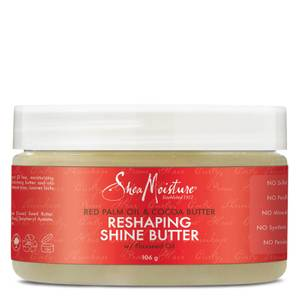 Shea Moisture Red Palm Oil & Cocoa Butter Shine Butter 106g