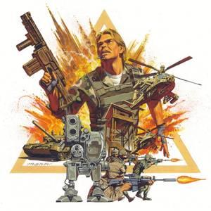 Vinilo Mondo Metal Gear - MSX2 (BSO)
