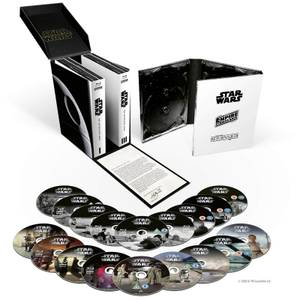 Coffret Star Wars: La Saga Skywalker - Blu-Ray