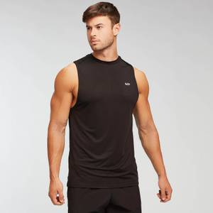 MP Men's 2 Pack Essentials Tank Top - Black/White