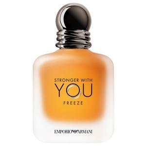 Armani Stronger with You Freeze Eau de Toilette (Various Sizes)