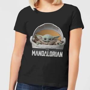 The Mandalorian The Child Women's T-Shirt - Black