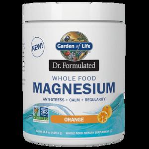Whole Food Magnesium - Orange - 419.5g