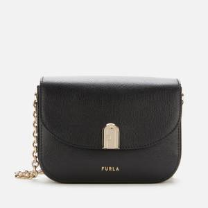 Furla Women's 1927 Mini Cross Body Bag - Black