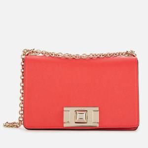 Furla Women's Mimi' Mini Cross Body Bag - Red