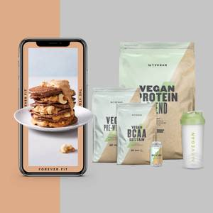 The Vegan Bundel + Gratis Training & Nutrition Guide