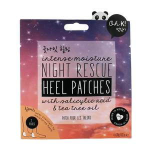 Oh K! Intense Moisture Night Rescue Heel Patches