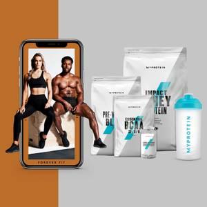 El Pack para Ganar Masa Muscular + Guía de entrenamientos y nutrición