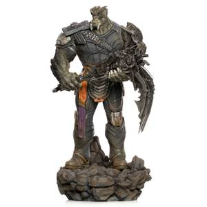 Iron Studios Marvel Avengers: Endgame BDS Art Scale Statue 1/10 Cull Obsidian Black Order 36 cm