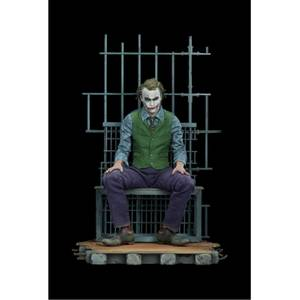 Sideshow Collectibles Batman The Dark Knight Premium Format Figure The Joker 51 cm