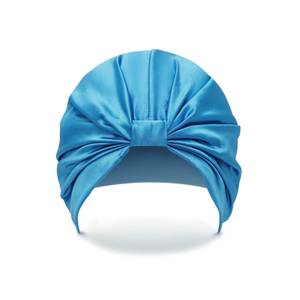 SILKE Hair Wrap The Skye Powder - Blue