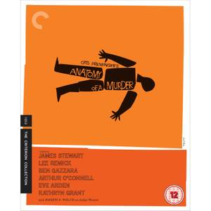 Anatomy of a Murder - The Criterion Collection