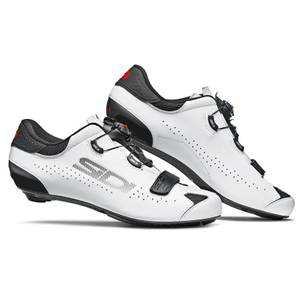 Sidi Sixty Road Shoes - Black/White