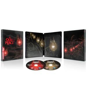 A Quiet Place - Mondo #38 Zavvi Exclusive 4K Ultra HD & Blu-ray Steelbook