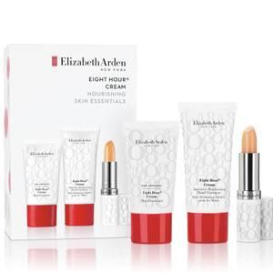 Elizabeth Arden Eight Hour Nourishing Skin Essentials Set (Worth $40.00)