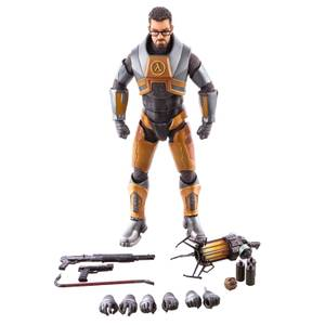 Mondo Half-Life 2 Gordon Freeman 1:6 Scale Action Figure