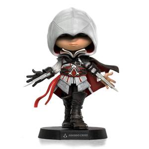 Figura Ezio Assassin's Creed 14 cm - Iron Studios Mini Co.